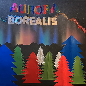 aurora borealis science fair project